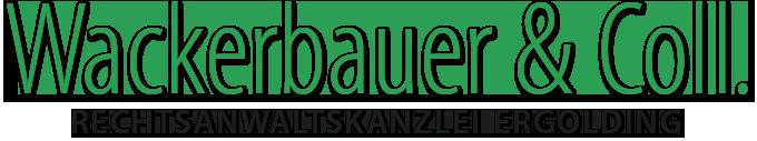 Rechtsanwälte Wackerbauer & Coll.